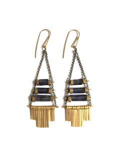 Demimonde Lolite Earrings