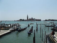 What a wonderful view!  Photo from our Sept 2014 cruise holiday which started in Venice.  Luckily we had a few hours to wander round before we sailed away.