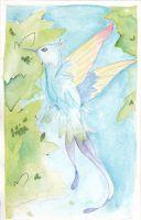 Blue Bird by LadyCheck