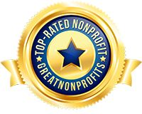 We earned a spot on the 2015 Top-Rated Awards List by @GreatNonprofits! #thanks everyone!