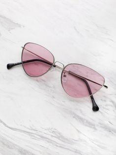 143f8a46b4b Glasses sunglasses shades tumblr aesthetic circle frames sun cute women men  hipster art clear tinted eye