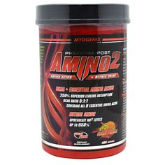 Myogenix Amino2 Amino Acid Recovery Performance Supplement