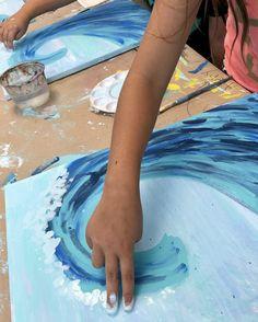 Art Lessons For Kids, Art Lessons Elementary, Art For Kids, Classroom Art Projects, School Art Projects, Kindergarten Art, Preschool, Art Assignments, 5th Grade Art