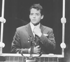 Matthew Broderick in How To Succeed In Business Without Really Trying    1995