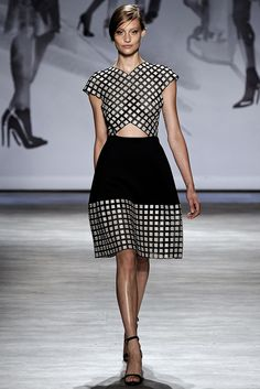 Lela Rose Spring 2015 Ready-to-Wear - Collection - Gallery - Style.com