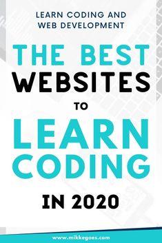 Basic Computer Programming, Learn Computer Coding, Learn Programming, Computer Science, Online Coding Courses, Learn Coding Online, Learning Websites, Cool Websites, Best Coding Websites