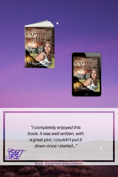 Captured Lies The Caspian Wine Suspense/Thriller/Mystery Series 1 Secrets And Lies, Mystery Series, How To Relieve Stress, Thriller, This Book, Writing, Reading, Books, Life