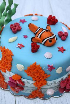 Gâteau #Némo !
