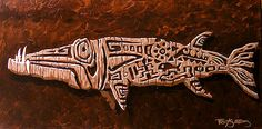 barracuda art - Google Search