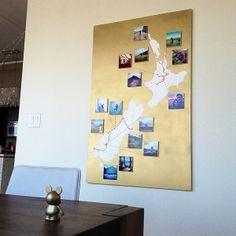 Αποτυπώστε σε χάρτη τις αγαπημένες σας οικογενειακές στιγμές