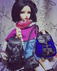 My handmade bjd bags