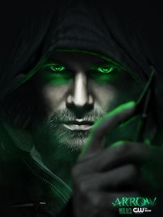 New Arrow poster from the CW....he doesn't look particularly dead to me