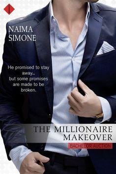 Book Spotlight: THE MILLIONAIRE MAKEOVER