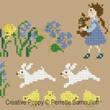 Resultado de imagen de creative poppy patterns