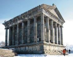 Garni Temple, Kotayk Province of Armenia