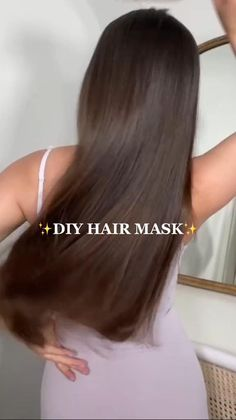 Best hair mask for soft,shiny hair tiktok