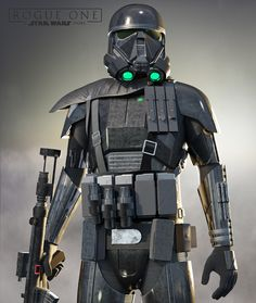Deathtrooper | Rogue One: A Star Wars Story