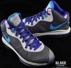 "Nike Lebron 8 ""Summit Lake Hornets"""