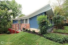 1960 split-level in Chevy Chase
