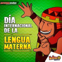 Día Internacional de la Lengua Materna. #inkamadness #andes #quechua #native #apps #peru #incas #inca #lima #ios