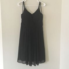 Formal Black Dress A very nice dress, perfect for all formal events. Worn once for my sisters wedding. It's super comfy and cool for those hot weddings outdoors. Evan Picone Dresses Wedding