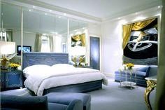 Geoffrey Bradfield | Luxury Interior Design | Park Avenue Pied-a-Terre