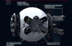 gashetka:  2013 | Oblivion Drone |Design:Daniel Simon |Source