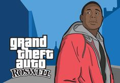 I will draw your picture GTA San Andreas Style for $10