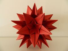 Designer: Ekaterina Lukasheva Folder: Michal Pikula Paper: copy Unit: rectangle 1:2 30 units Folded in October 2012