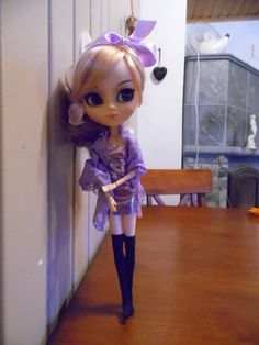 Super easy Pullip outfit