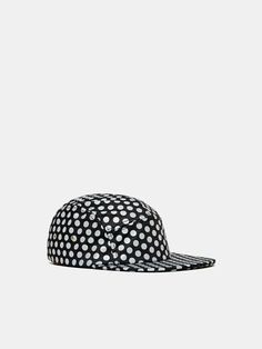 DOTTED 5-PANEL REFLECTIVE HAT • ICNY
