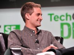 Snapchat CEO 'devastated' by email leak in Sony hack