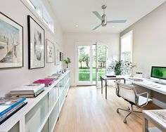 Home Decor Modern Home-office. ホームオフィスのインテリアコーディネイト実例