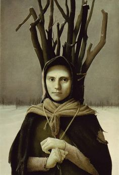 Pyke Koch (Netherlands, 1901-1991) De Winter