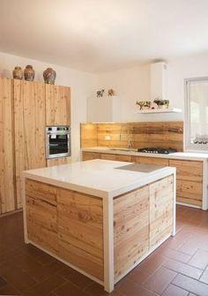 Foto di cucina in stile in stile rustico : villa rustica | Cucina ...