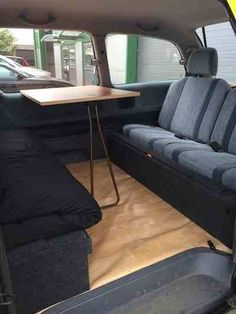 Bumble Campervans for Sale in Peterborough & Manchester Car Camper, Mini Camper, Camper Van, Campers, Campervans For Sale, Minivan Camping, Camping 101, Bodega Bay Camping, Toyota Previa