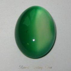 Grey Green Chalcedony 11.80 carat