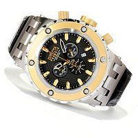 Invicta Reserve Men's Specialty Subaqua Swiss Made Quartz Chronograph Strap Watch ShopNBC.com