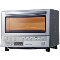 Toaster Ovens 122930: Panasonic Nb-G110p Flash Xpress Toaster Oven W Double Infrared Heating -> BUY IT NOW ONLY: $109.95 on eBay!