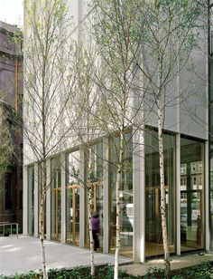 Morgan Library and Museum - Renzo Piano with BBB, Architect; Robert Silman Assoc., Structural Engineers; Cosentini, MEP. Original Library: McKim, Mead, & White
