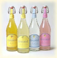 Efferve Sparkling Lemonade. This stuff is sooo good.