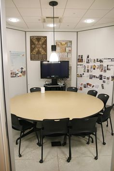 Great idea for small conference rooms in new space. | New App Dev ...