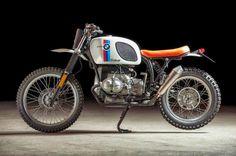 Svako R80 GS SParis Dakar:: Svako Garage | 8negro