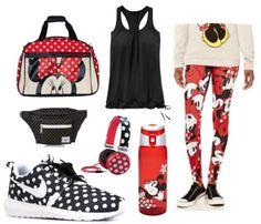 Workout In Disney Style | Lifestyle | Fashion | Disney Style