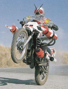 クルーザー『仮面ライダーX』 Hero Machine, Japanese Superheroes, Showa Era, Kamen Rider Series, Cool Motorcycles, King Kong, Godzilla, Sci Fi, Animation