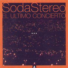 Caratula Frontal de Soda Stereo - El Ultimo Concierto (A)