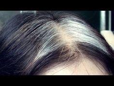白髪が生える場所で体の悪い場所がわかる!体が発するSOS - YouTube