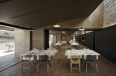 V Premios de Arquitectura e Interiorismo: el Restaurante Filandón, de Isabel López   Porcelanosa blog