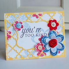 See original post for tutorial on using Mat stack 4 and Layerz 4 to create that window in the middle of Quatrefoil die