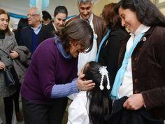Lucia Corpacci visitó la localidad de Aconquija, en el Departamento Andalgalá…